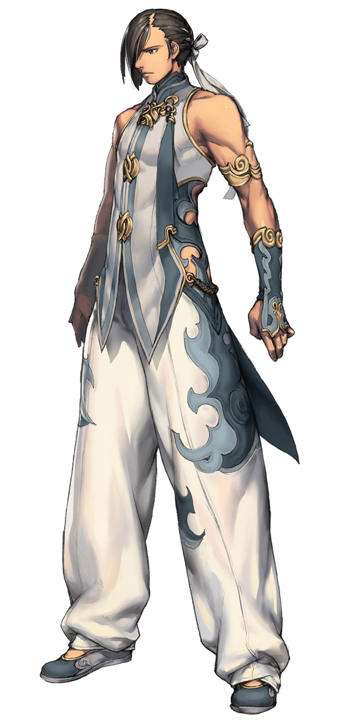 Character Design Male : Anime art page