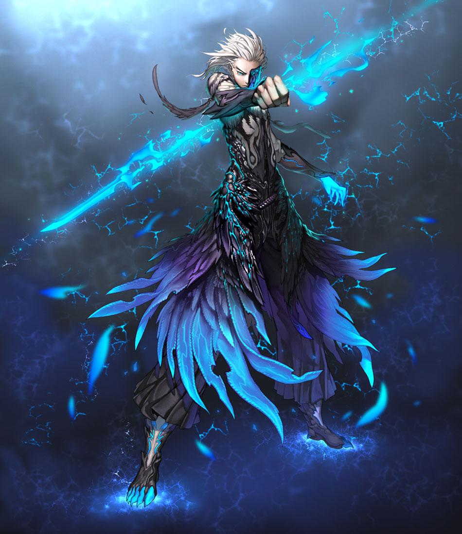 Blade Soul Poster